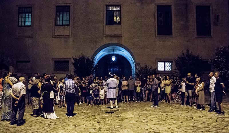 Sternatia - Centro storico e antico frantoio ipogeo